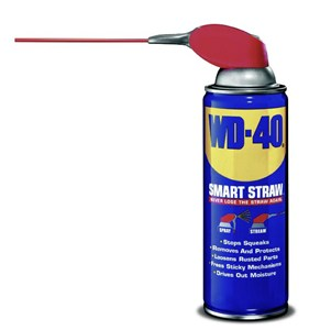 WD-40 Aerosol, 12 oz. Smart Straw