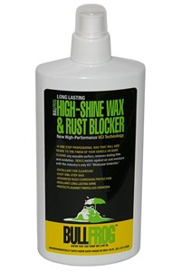 High Shine Wax & Rust Blocker