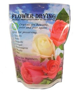 Reusable Flower Drying Crystals