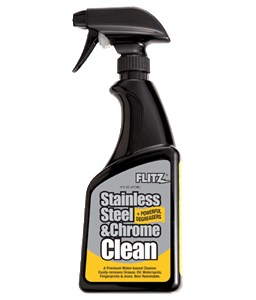 Flitz Stainless Steel & Chrome Cleaner