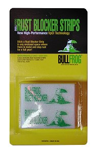 Bull Frog Rust Blocker Strips