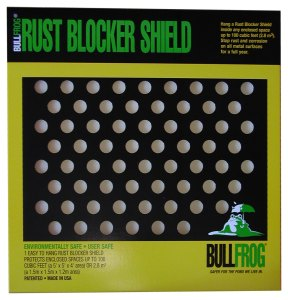 Bull Frog Rust Blocker Shield