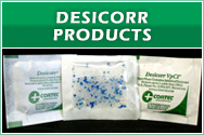 Desicorr Products
