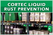 Cortec Liquid Rust Prevention