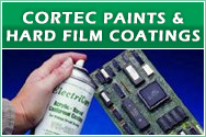 Cortec Paints and Hard Film Coatings
