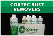 Cortec Industrial Rust Removal