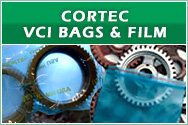 Cortec VpCI Bags and Film