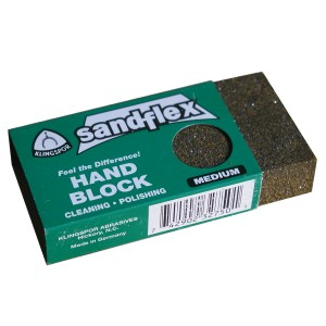 Sandflex Rust Eraser Medium