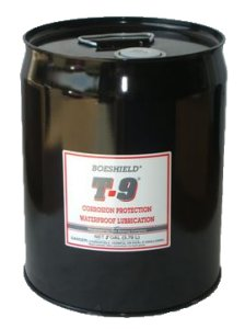 5 Gallon Drum Boeshield T-9